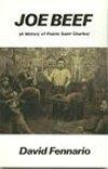Joe Beef - A History of Pointe Saint Charles