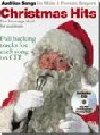 Christmas Hits - Audition Songs for Male and Female Singers CD