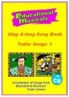 Sing A-Long Songbooks - Tudor Selection 1 CD