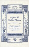 It Gives Me Further Pleasure - The Art of the Music Hall Chairman