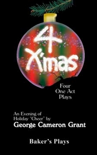 4 xmas four plays and a monologue - Christmas Monologue