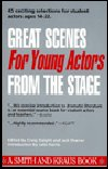Great Scenes for Young Actors From The Stage - Volume 1