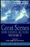 Great Scenes for Young Actors From The Stage - Volume II