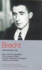 Bertolt Brecht - Collected Plays Volume 1 - 1918-1923