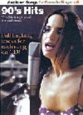 Audition Songs for Female Singers CD - 6 - 90s Hits