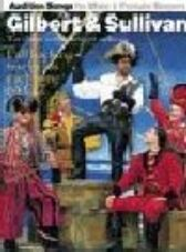 Gilbert & Sullivan - Audition Songs for Male and Female Singers CD