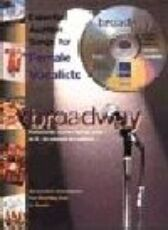 Essential Audition Songs for Female Singers CD - Broadway