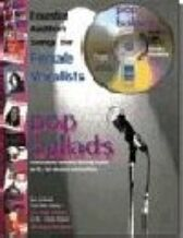 Essential Audition Songs for Female Singers CD - Pop Ballads