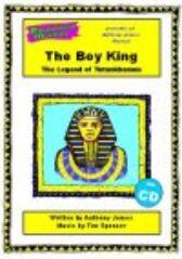 The Boy King - The Legend of Tutankhamun - PERFORMANCE PACK