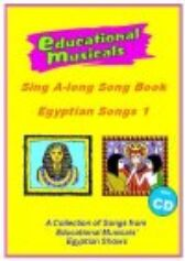 Sing A-Long Songbooks - Egyptian Selection 1 from The Boy King & Valley of the Kings CD