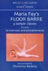 Maria Fay's Floor Barre - the DVD - Any Region