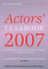 The Actor's Yearbook 2010 - Theatre Studies & Reference
