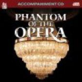 The Phantom of the Opera - 2 CDs of Vocal Tracks & Backing Tracks