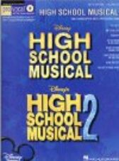 High School Musical 1 & 2 with CD - MALE EDITION