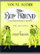 The Boy Friend - FULL VOCAL SCORE