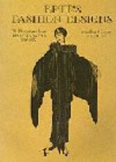 Erte's Fashion Designs - 218 Illustrations from 'Harper's Bazar' - 1918-1932