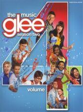 Glee - Songbook - Season Two - VOLUME FOUR