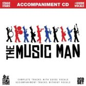 The Music Man - 2 CDs of Vocal Tracks & Backing Tracks