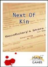 Next of Kin - An Interactive Murder Mystery Game
