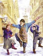Papa Panov's Magic Christmas - PDF