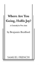 Where Are You Going Hollis Jay?