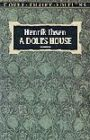 A Doll's House - Dover Edition