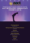 American Association of Community Theatre - 2018 NewPlayFest Winning Plays - VOLUME 3