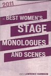 The Best Women's Stage Monologues and Scenes 2011