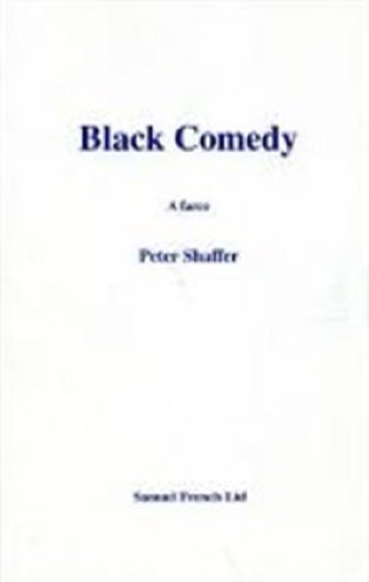 black comedy a farce peter shaffer every play in the