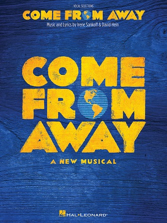 Come From Away - VOCAL SELECTIONS for Piano