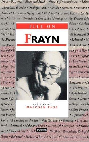 File on Frayn