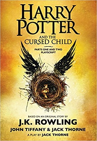 Harry Potter and the Cursed Child - Parts One & Two - PAPERBACK