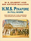 HMS Pinafore - FULL VOCAL SCORE