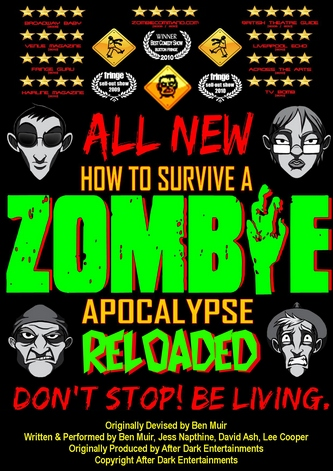 How To Survive A Zombie Apocalypse - RELOADED