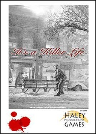 It's a Killer Life - An Interactive Murder Mystery Game