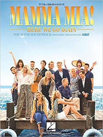 Mamma Mia! Here We Go Again - PIANO & VOCAL SCORE