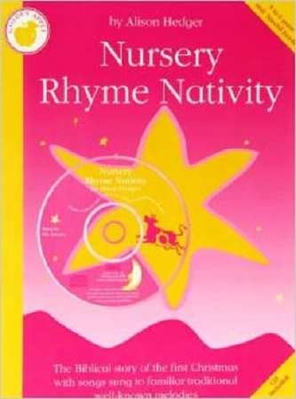 Nursery Rhyme Nativity Script Score Backing Track Cd