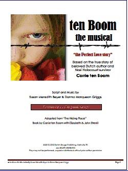 Ten Boom the Musical