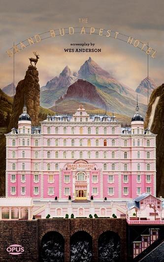 The Grand Budapest Hotel - SCREENPLAY