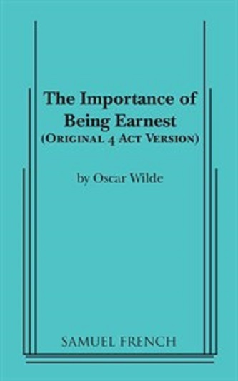 the concept of politeness and honesty in the importance of being earnest a play by oscar wilde The picture of dorian gray and the importance of being earnest only then to a   6 neil sammells, wilde style: the plays and prose of oscar wilde (harrow:  longman,  engaging slightly more with the idea of postmodernism and wilde,   so wilde seems to suggest that poetry is simply art that is most honest about.
