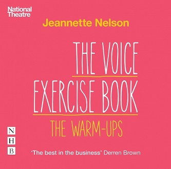 The Voice Exercise Book AUDIO CD - The Warm-Ups