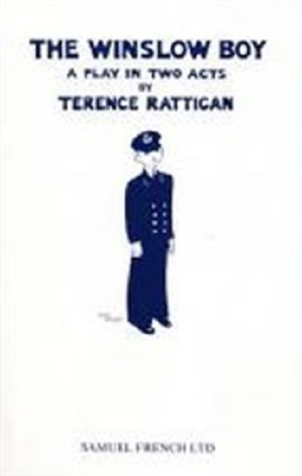 analysis of the play winslow boy by terrance rattingan How playwright terence rattigan was branded a 'homo' and a recommendation that rattigan – best known for the winslow boy and of rattigan's play the.