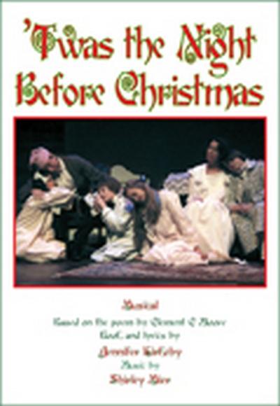 Twas the Night Before Christmas | Jennifer Kirkeby & Shirley Mier ...