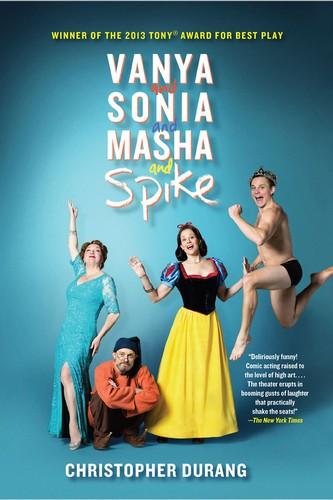 Vanya and Sonia and Masha and Spike - GROVE PRESS EDITION