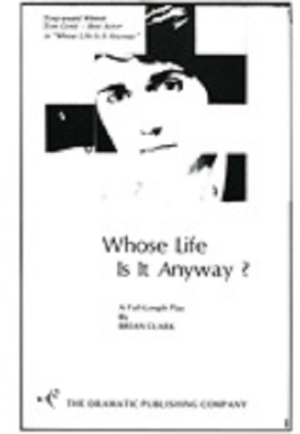 characterization of ken harrison in whose life is it anyway Whose life is it anyway a brief summary the main character is ken harrison he is left paralysed following a road traffic accident prior to this he was a very.